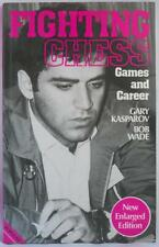Fighting Chess by Gary Kasparov - Bob Wade New Book