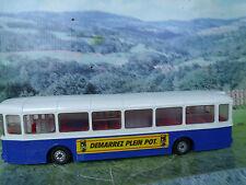 1/43 Norev (France) Autobus saviem SC10U #98,vintage plastic model
