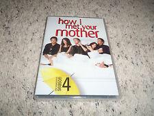 How I Met Your Mother - Season 4 (DVD, 2009, 3-Disc Set)