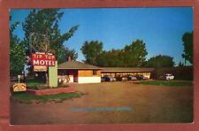 Wolf Point,MT Montana TIP TOP MOTEL Western Hospitality included no extra cost
