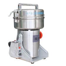 1000g Swing  grinder mill for grinding various grains spice Mill Herb Grinder