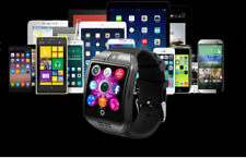 Smart Watch Fitness With Camera Apps Bluetooth SIM Card Hands Free Fitness