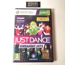 Just Dance Greatest Hits Kinect Xbox 360 Ubisoft