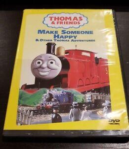 USED Thomas & Friends - Make Someone Happy (DVD, 2002)