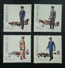 Portugal Military Uniforms Air Force 1984  Aviation Aircraft Airplane (stamp MNH