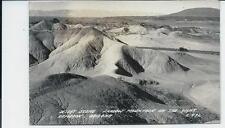Desert Scene Shadow Mountain Cameron AZ Real Photo Vintage Postcard / LL Cook