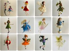 Fairy Needle Felting Kit for Beginners 15cm Height Craft Kits Video Description