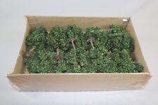 ZC1458 FR Décor 545925 Maquette diorama Ho Lot de 10 arbre 9,5 cm tronc bois