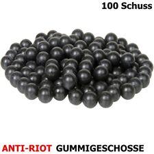 Anti-riot des balles en caoutchouc/Défense projectiles CAL. 68 - 100 coups