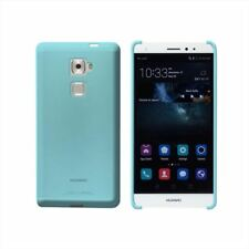 Funda Color case de goma para Huawei Mate S, Color: Azul
