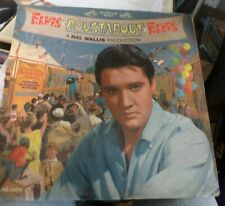 """Elvis Presley """"Roustabout"""" RCA Victor LPM-2999"""