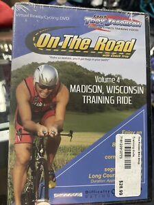 SPINERVALS ON THE ROAD MADISON WISCONSIN TRAINING RIDE NEW BIKE CYCLE DVD NEW