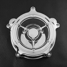 CNC Air Cleaner Intake Filter Fit For Harley Touring Trike 2008-2016 All Chrome