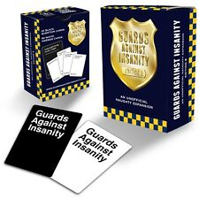Guards Against Insanity Edition 2 Naughty Expansion Pack Cards Against Humanity