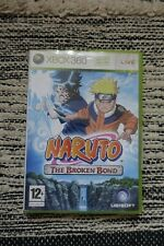 Naruto The Broken Bond Microsoft Xbox 360