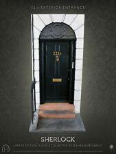 221B 1:6 Escala Figura Diorama por Chief Studios/Hot Toys BIG firma Ed:250