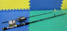 "Zebco Spinning Combo Rhino 6' 6"" Rod RNS66MWG With Optix OP40F Size Reel ZS3540"