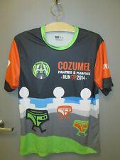 Ironman Cozumel 2014 Ss Run Shirt Mens L - Panties & Pijamas Fun Run 11/28/14