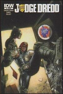 Judge Dredd (4th Series) #1H (12th) VF; IDW   save on shipping - details inside