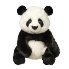 Paya Panda Bear 11 inch Siting Realistic Plush Stuffed Animal Toy D277