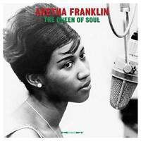 Aretha Franklin The Queen of Soul VINYL Album Gift Idea LP NEW UK stock Record