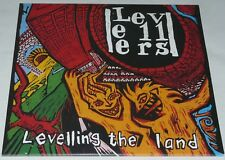 Levellers Levelling The Land LP 25th Anniversary Edition Double Vinyl LP NEW
