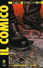 BEFORE WATCHMEN: IL COMICO VOLUME 3 DI 6 EDIZIONE LION