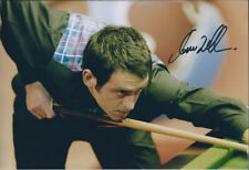 Snooker/ Pool/ Billiards O Collectable Autographs