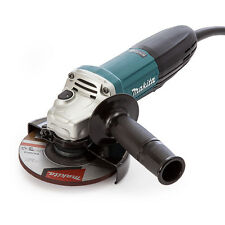 Makita GA5034 240v 125mm 5in Angle Grinder ** 3 year warranty option **
