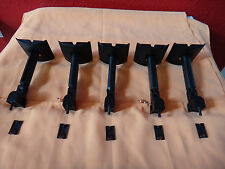 5x Bose Lifestyle UB-20 Wall Speaker Mount Bracket Black *Extenders FreeStyle*