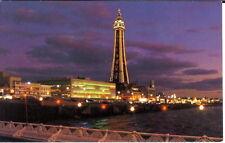 Lancashire: Blackpool Tower Illuminations - Unposted c.1970's