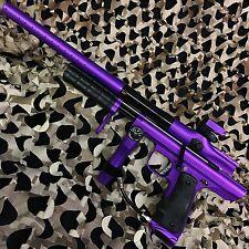 NEW Empire Sniper Autococker Tournament Pump Paintball Gun Marker - Purple/Black
