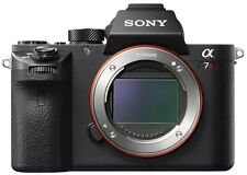 New Sony Alpha a7RII a7R II 4K 42 MP PAL/NTSC Camera London 3 Year Warranty