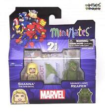 Marvel Minimates Series 51 Shanna the She-Devil & Savage Land Reaper