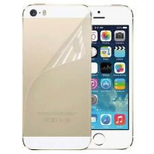 3X Front+Back Screen Protector Ultra HD Clear LCD Guard for iPhone 5 5G 5S M′ M′