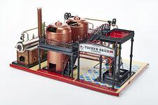 Tucher Blech Original (Tucher & Walther) T077 Brauerei (brewery), steam engine