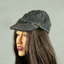 1/6 Scale Phicen, TBLeauge, Hot Toys, Kumik, TTL -  Female Dark Blue Denim Hat