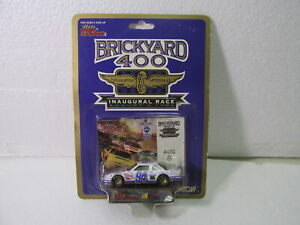 Racing Champions Brickyard 400 Inaugural Race Car 1:64 Scale Diecast mb1282