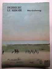 Derriere le Miroir, Derriere le Miroir Steinberg, Kunst, Steinberg