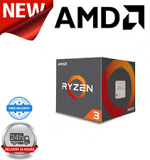 AMD Ryzen™ 3 1300X AM4 Quad Core 4 Thread 3.5GHz 3.7GHz Turbo 8MB Cache Retail