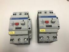 Telemecanique GV3-M25 Motor Starter 16-25amp w/ GV1-AO1       LOT OF 2 STARTERS
