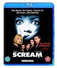 Scream [Blu-ray] [DVD][Region 2]