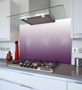 Printed Kitchen Glass Splashback - Toughened & Heat Resistant Cooker Panel 1173
