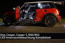 LED Innenraumbeleuchtung SET für MINI R50, R53, One, Cooper, Cooper-S -  ...