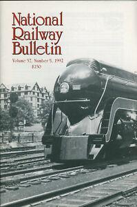 Railroad History - Norfolk Western #611 + Budd RDC + Santa Fe + Hell Gate Bridge