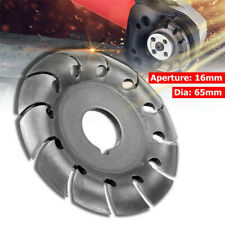 Grinding Wheel Woodworking Blades Carving Shaping Disc For Angle Grinder
