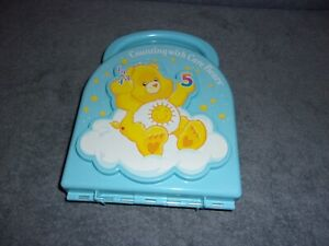 COUNTING WITH CARE BEARS GAME CODACO 2003