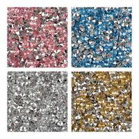 130 Stück Dekosteine klar Spiegel Diamanten 10mm Spiegeldiamanten Dekodiamanten
