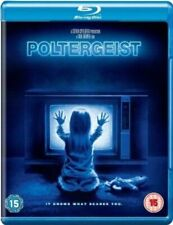 Poltergeist  [Blu-ray] [1982] [Region Free] [DVD][Region 2]