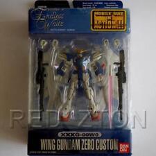 Bandai Gundam Wing Endless Waltz MSIA Gundam Wing Zero Custom - Free Shipping